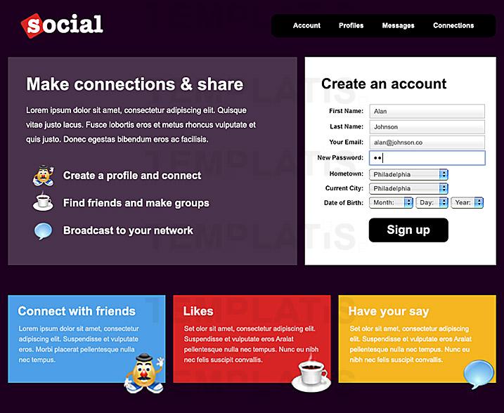 00320-social-media-web-template