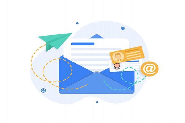 طراحی قالب ایمیل
