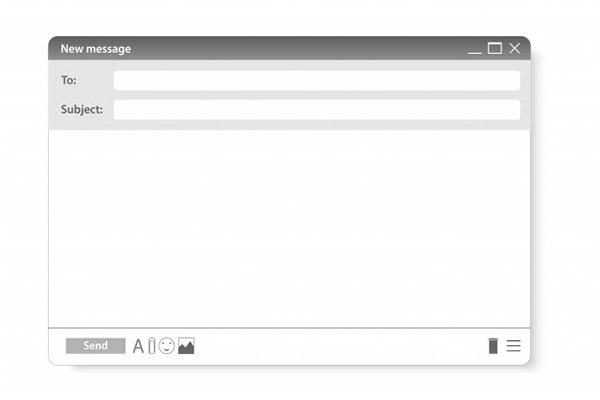 قالب html ایمیل
