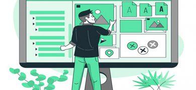 آموزش طراحی قالب وردپرس