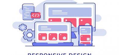 طراحی سایت ریسپانسیو و واکنشگرا