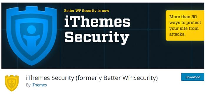 بهترین افزونه های امنیتی مهم وردپرس