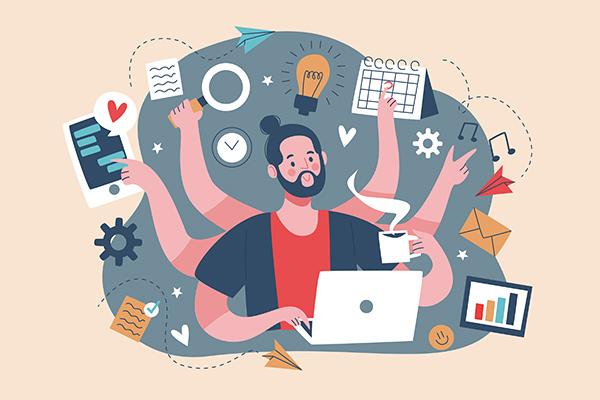 راه اندازی کار اینترنتی
