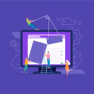 سرویس های لازم برای آموزش طراحی سایت رایگان فارسی