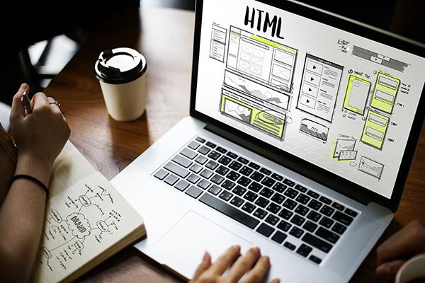 طراحی وبسایت با html