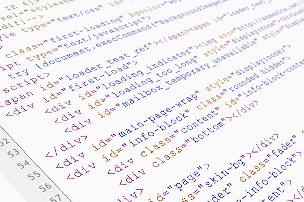 نوع نوشتاری کد html