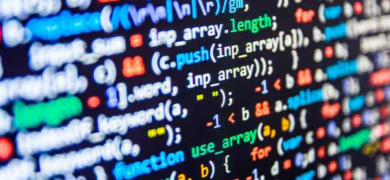 تصویری از کد های رنگی در آموزش برنامه نویسی