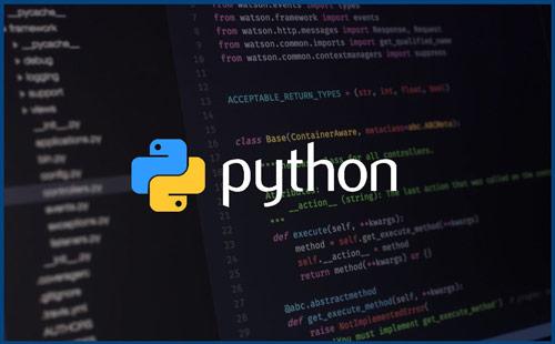 کاربرد ها و آموزش برنامه نویسی پایتون