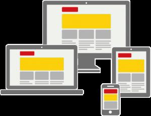 نمونه های طراحی ریسپانسیو سایت