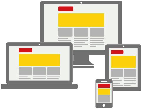 طراحی نسخه رسپانسیو در طراحی سایت