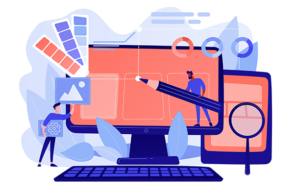 اهمیت طراحی وبسایت