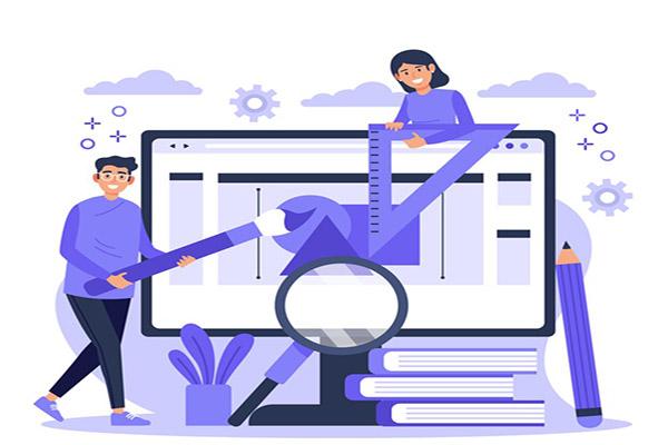 طراحی سایت و ارتباطش با کسب و کار هوشمند
