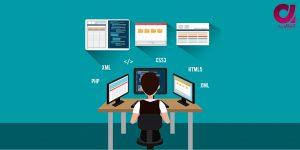 فریلنسر توسعه دهنده وب سایت