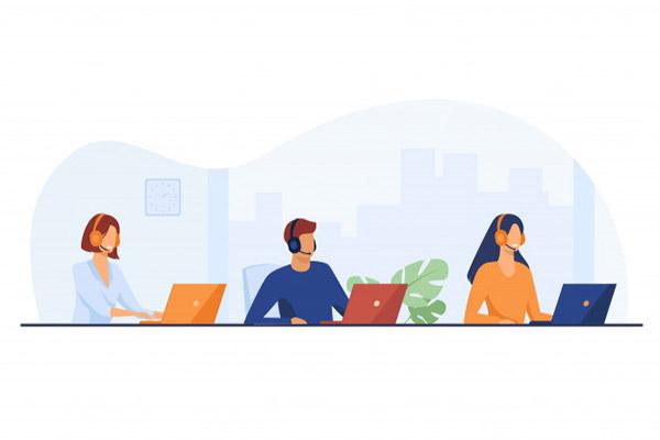ارتباط یا مشتریان