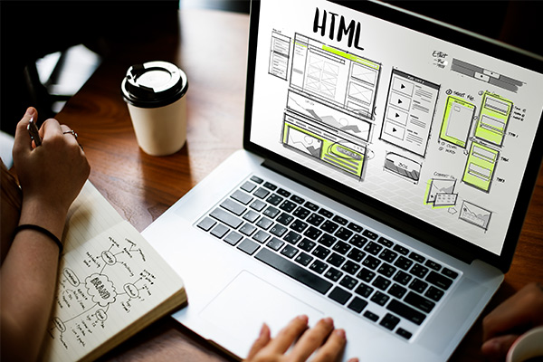انواع تگ های html