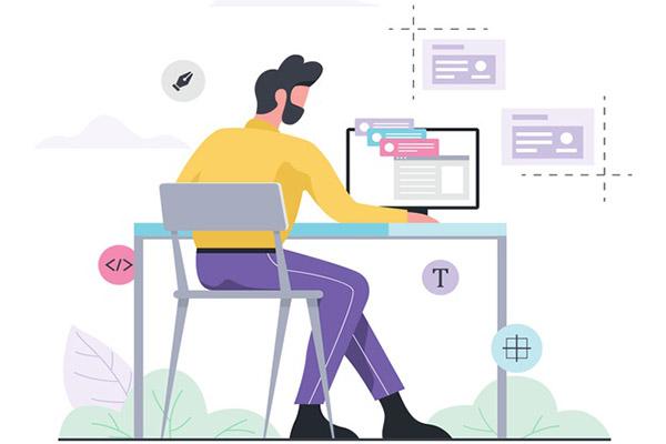 اهمیت طراحی صفحه اصلی وبسایت