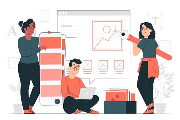 بررسی رایج ترین خطاها در طراحی سایت