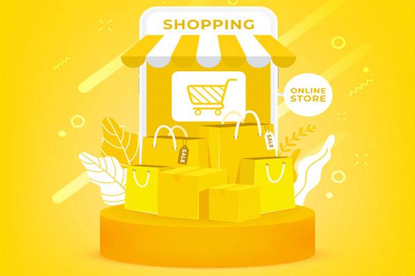 امکانات فروشگاه آنلاین