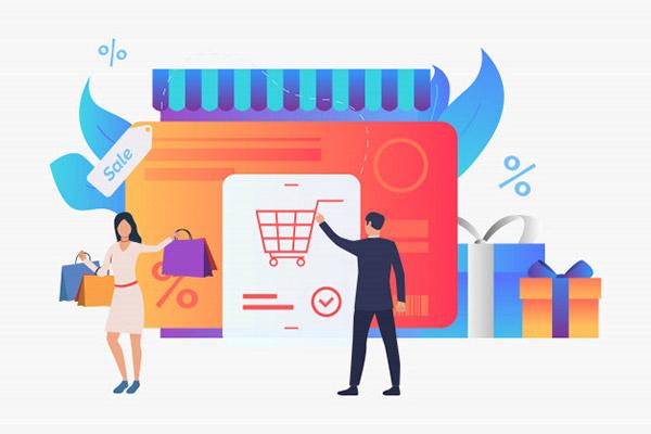 اصلی ترین امکانات فروشگاه آنلاین
