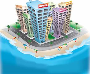 طراحی سایت هتل ها